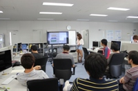 NAIST-IS Summer Boot Camp 2012 in Dependable System Laboratory